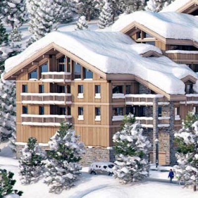Luxury in the Alps