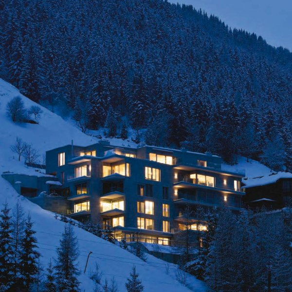 Cutting-edge alpine modernity