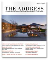 The Address Magazine cover no. 11