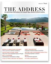The Address Magazine cover 8